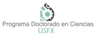 Programa de Doctorado en Ciencias